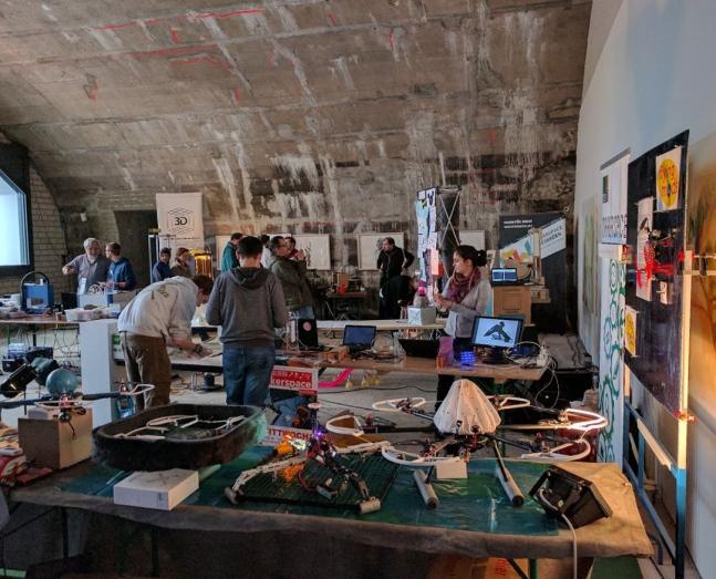Maker Faire Frankfurt 2017 01 klein
